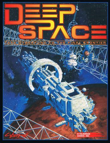 Cyberpunk - Deep Space - 3211