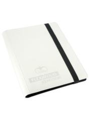 9 Pocket Flexxfoilio Xenoskin White