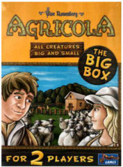 Agricola - All Creatures Big and Small Big Box