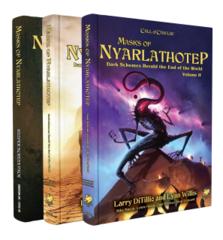 Call of Cthulhu (7e) - Masks of Nyarlathotep