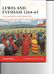 Lewes and Evesham 1264-65 (Campaign 285)