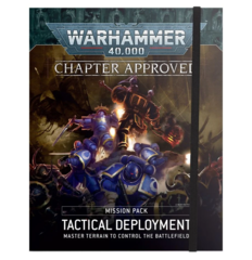 Chapter Approved - Mission Pack Tactical Deployment