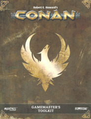 Conan - Gamemaster's Toolkit