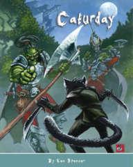 Caturday 5E