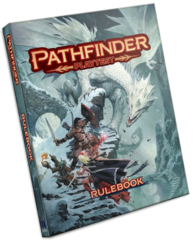 Pathfinder Roleplaying Game - Playtest Rulebook (HC)