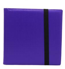 Dex Binder 12 - Limited Purple
