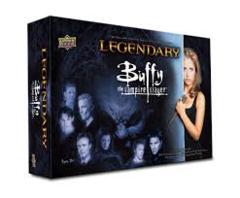 UDC 86733 - Legendary Encounters: Buffy the Vampire Slayer DBG