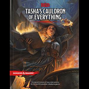 D&D 5E Tashas Cauldron of Everything
