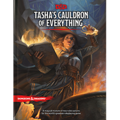 D&D 5E: Tasha`s Cauldron of Everything