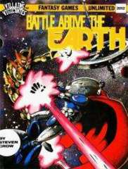 Villains and Vigilantes - Battle above the Earth 2012