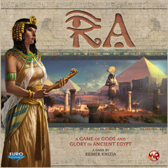 Ra Board Game by Riener Knizia