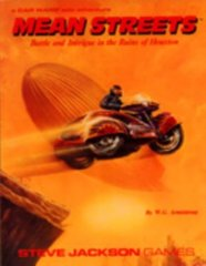 Car Wars - Mean Streets 7402