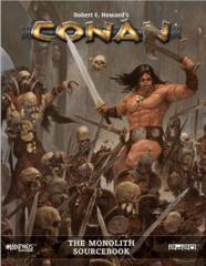 Conan - The Monolith Sourcebook