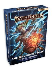 Pathfinder 2E - Critical Fumble Deck