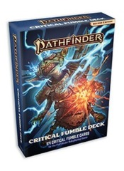 Pathfinder 2E - Critical Fumble Deck