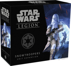 FFG SWL11 - Star Wars: Legion - Snowtroopers Unit Expansion