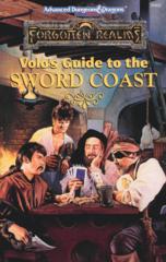 AD&D(2e) 9460 - Volo's Guide to the Sword Coast