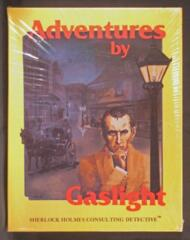 Sherlock Holmes Consulting Detective Adventures by Gaslight, Sleuth Publications (1991)
