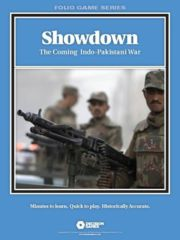 Folio Game Series: Showdown, The Coming Indo-Pakistani War (Decision)