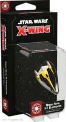 FFG SWZ40 - Star Wars X-Wing (2e) - Naboo Royal N-1 Starfighter Expansion Pack