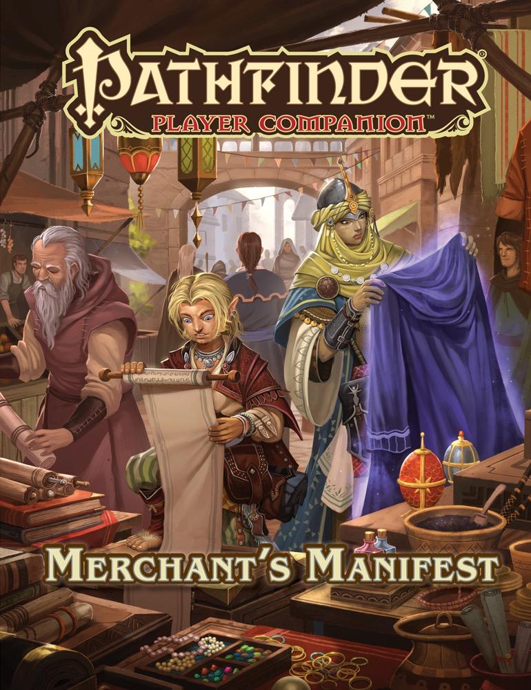 Pathfinder Player Companion - Merchants Manifest