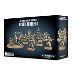 Genestealers Cults: Brood Brothers