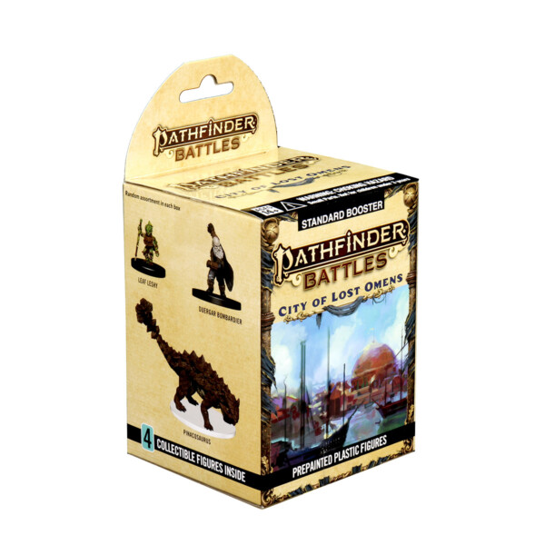 Pathfinder Battles - City of Lost Omens Booster