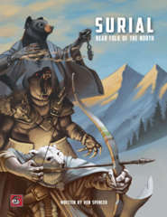 5E - Surial Bear Folk of the North