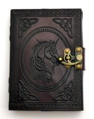 Unicorn Leather Journal 2805