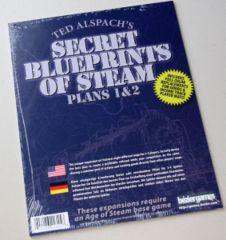 Secret Blueprints of Steam Plans 1&2