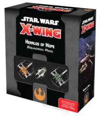 FFG SWZ68 - Heralds of Hope Squadron Pack