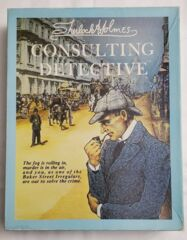 Sherlock Holmes Consulting Detective, Sleuth Publications (1982)