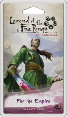 Legend of the Five Rings: For the Empire Dynasty Pack