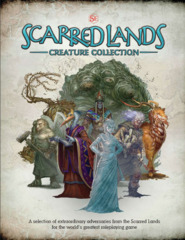 Scarred Lands: Creature Collection (5E)