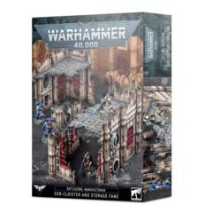 Battlezone: Manufactorum - Sub-cloister And Storage Fane