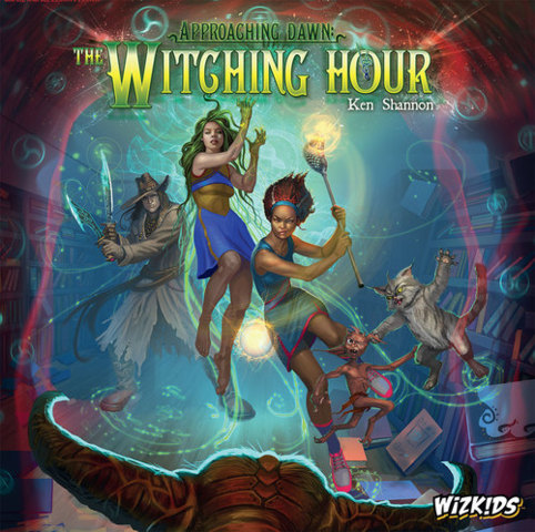 Approaching Dawn: The Witching Hour