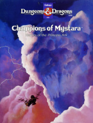 D&D 1094 - Champions of Mystara Box Set