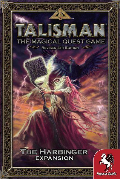 Talisman (fourth edition): The Harbinger Expansion