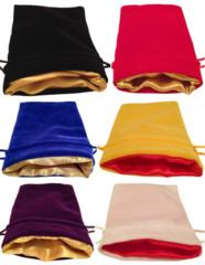 Velvet Bag - Red
