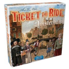 DO7263 - Ticket To Ride: Amsterdam