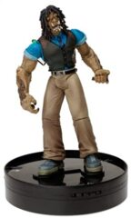 Shadowrun Duels Action Figure G-Dogg Bouncer WZK6405