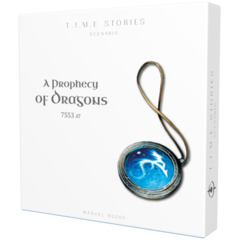 Time Stories - A Prophecy of Dragons
