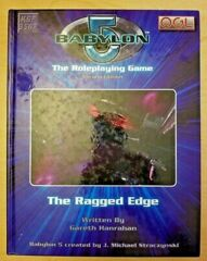 Babylon 5 RPG The Ragged Edge 2nd Edition MGP 3502