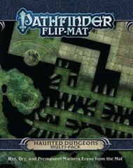 Pathfinder Flip-Mat - Haunted Dungeons Multi-Pack 30108