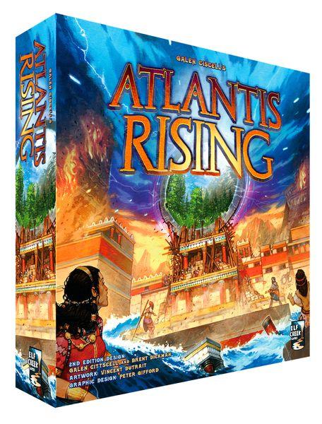 Atlantis Rising: 2nd Edition