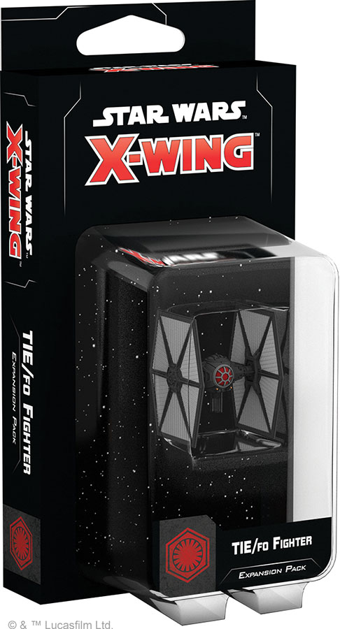 FFG SWZ26 - Star Wars X-Wing (2e) - TIE/fo Fighter Expansion Pack
