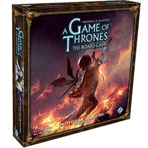 A Game of Thrones The Board Game 2E - Mother of Dragons Expansion