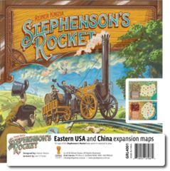Stephenson's Rocket: Eastern USA & China Expansion
