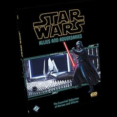 SWR12 - Star Wars RPG: Allies and Adversaries