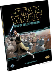 SWR11 - Star Wars RPG: Rise of the Separatists